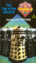 Doctor Who Videos (VHS)